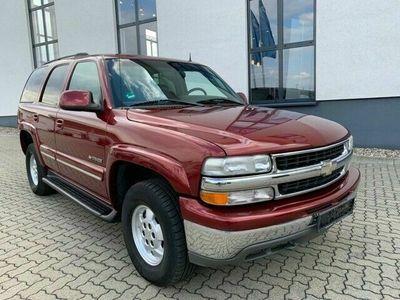 gebraucht Chevrolet Tahoe 5.3 LS*4X4*AHK*LEDER*KLIMA*SSD*LUFT*