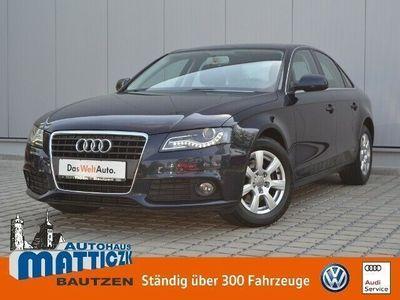 gebraucht Audi A4 Limousine 2.0 TDI Automatik AHK/XENON/NAVI/AM