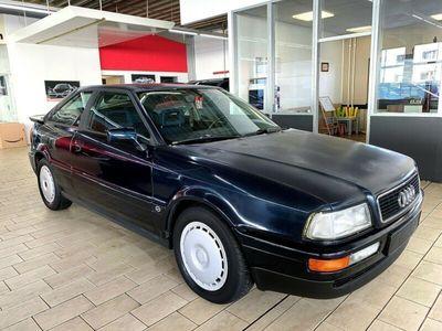 gebraucht Audi Coupé 2.0i *KLIMA+SERVO* 113TKM