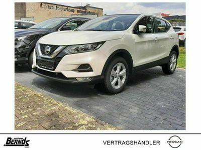 gebraucht Nissan Qashqai 1.3 DIG-T SHIRO NAVI KLIMAAUTO SHZ R-KAM