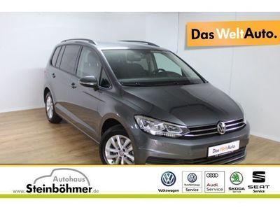 käytetty VW Touran Comfortline 1.5TSI DSG Navi 7-Sitze LED ACC