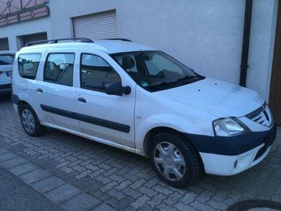 gebraucht Dacia Logan MCV 1.5 dCi Ambiance