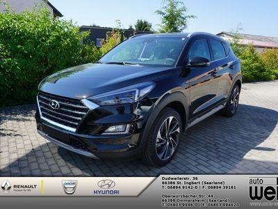 gebraucht Hyundai Tucson 1.6T Style FACELIFT STYLE Allradantrieb
