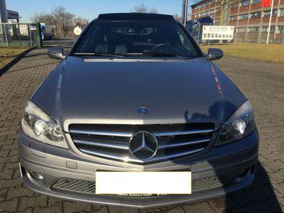 gebraucht Mercedes CLC220 CDI DPF Special Edition-XENON-PANORAMA