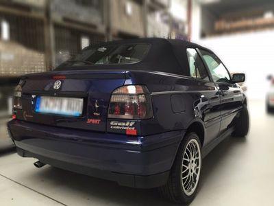 gebraucht VW Golf Cabriolet 1.8 Joker