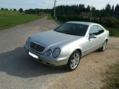 gebraucht Mercedes CLK320 Elegance