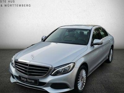 gebraucht Mercedes C400 4M EXCL DISTR+AHK+PARK+360°+PARKTR+SPIEGEL Exclus