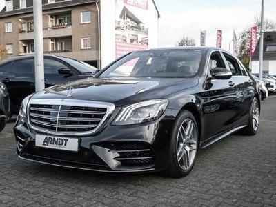 gebraucht Mercedes S400 d L 4M AMG Chauffeur MULTI Pano TV Burme 360