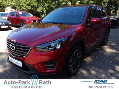 gebraucht Mazda CX-5 CX-5 D175 Sports-Line * Leder*Bose*LED*Kamera*D175 Sports-Line * Leder*Bose*LED*Kamera*