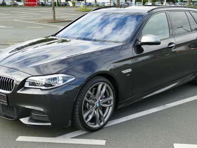 gebraucht BMW 550 x-Drive, M-Modell, Standheizung - Vollausstattung