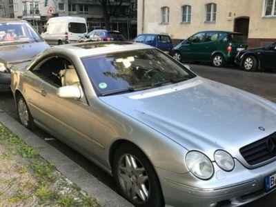 używany Mercedes CL500