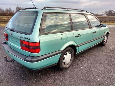 gebraucht VW Passat Variant 2.0 CL Automatik, Doppelairbag, Facelift