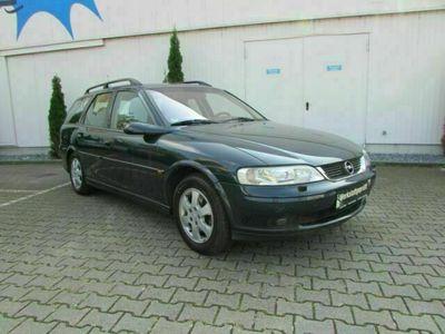 gebraucht Opel Vectra 1.8 16V Selection Comfort