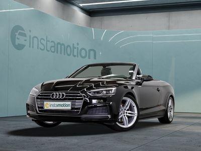 gebraucht Audi A5 Cabriolet A5 2.0 TFSI S LINE VC LED NAVI+ ALCANTARA