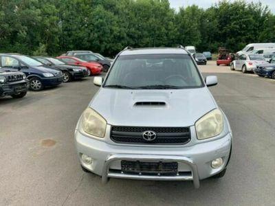 used Toyota RAV4 2.0 D-4D Executive 4X4 +Nur Fahrzegschein