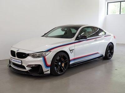 gebraucht BMW M4 Performance Keramik Voll Deutsch Unfallfrei