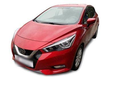 gebraucht Nissan Micra N-WAY 1.0 EU6d-T-5MT-Sitzhzg.-Alu-Garantie
