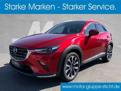 gebraucht Mazda CX-3 121 FWD Sports-Line #NAVI #ACAA