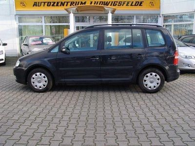 gebraucht VW Touran 1,6 KLIMA / ESP / EFH