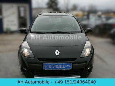gebraucht Renault Clio III Facelift 1.2 Benzin, 1. Hand, Klima