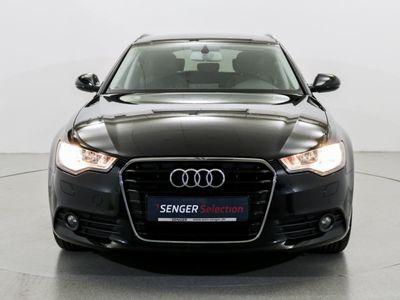 gebraucht Audi A6 2.0 TDI MMI Navi Tempomat Sitzhzg. APS