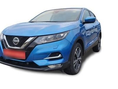 gebraucht Nissan Qashqai N-Connecta 1.3 DIG-T EU6d-T Aut. Navi-Ikey-4xKamera