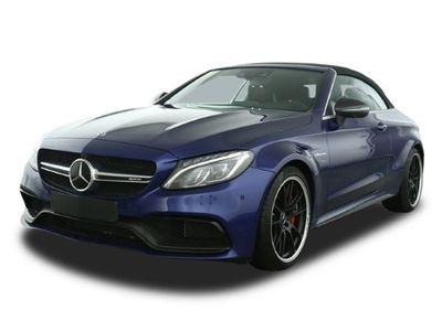 gebraucht Mercedes C63 AMG C 63 AMGAMG S Cabrio Night Carbon Vmax NP:127.425 EUR