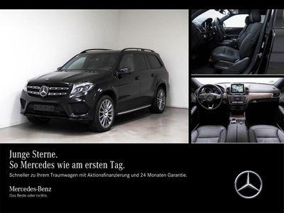 gebraucht Mercedes GLS350 d 4M AMG/Nightp./COMAND/LED/Distr./AHK
