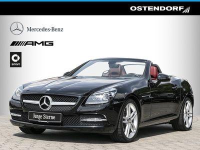 gebraucht Mercedes SLK200 *Sport-Paket*7G-Tronic*Xenon*AIRSCARF*PTS