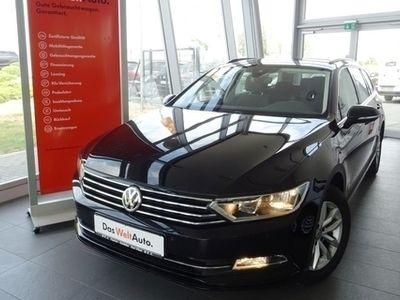 gebraucht VW Passat Variant 2,0TDI DSG*Navi*AHK*FrontAssist*PDC*SHZ