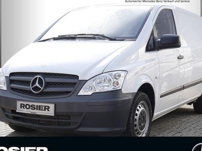 gebraucht Mercedes Vito 110 CDI 639 lang Bluetooth Radio/CD NSW Ser