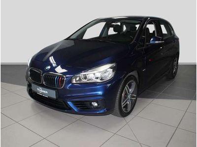 gebraucht BMW 218 d Sport Line, Steptr. LED, PDC