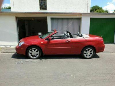 gebraucht Chrysler Sebring Cabriolet 2.0 CRD Limited Soft-Top