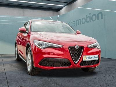 gebraucht Alfa Romeo Stelvio Stelvio*SUPER* 2.2 JTDM*AUTOMAT*/NAV/ACC/UPE:51