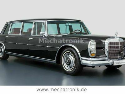 gebraucht Mercedes 600 W100Pullman als Limousine in Pleidelsheim