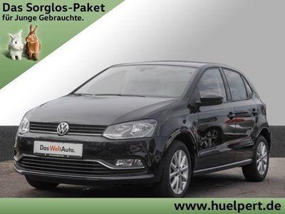 gebraucht VW Polo 1.0 LOUNGE KLIMA ALU SHZ PDC (Einparkhilfe)