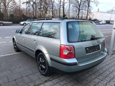 gebraucht VW Passat Variant Trendline 2,0 Euro 4 Automatik