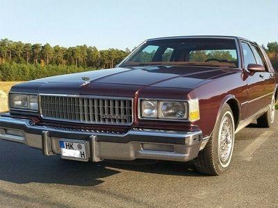 gebraucht Chevrolet Caprice Brougham evtl. Tausch