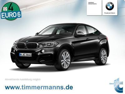gebraucht BMW X6 xDrive30d M paket Navi Prof. Komfortsitz LED