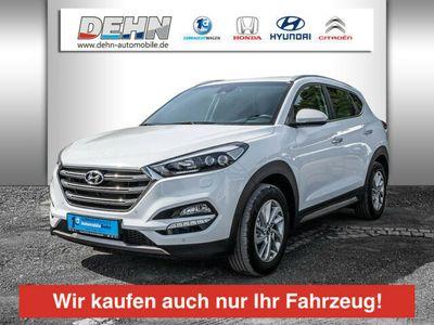 gebraucht Hyundai Tucson 1.6 T-GDI 7-DCT 4WD Premium Sicherheits-P