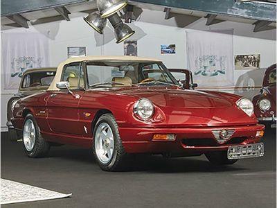 gebraucht Alfa Romeo Spider 2.0 Injezione