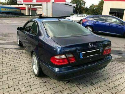gebraucht Mercedes CLK230 Kompressor *Vollausstattung Rollo S...