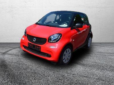 gebraucht Smart ForTwo Coupé Klimaauto Panoramadach Servo Tempomat EU6