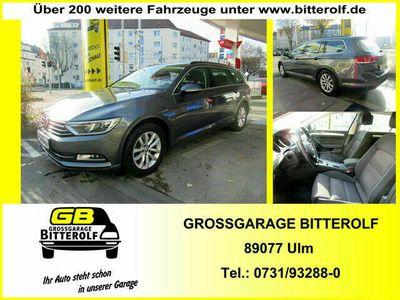 gebraucht VW Passat Variant 2,0TDI DSG Comf Navi/SHZ/ACC/56Tkm