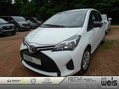 gebraucht Toyota Yaris 1.0 VVT-i Cool
