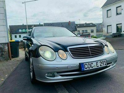 gebraucht Mercedes E500 Mercedes