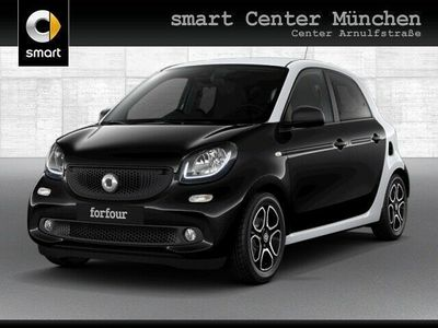 gebraucht Smart ForFour 66kW passion BRABUS tailor made DCT Pano