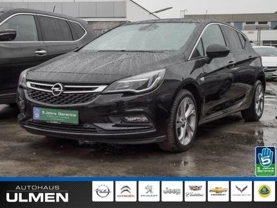 gebraucht Opel Astra 5türig Dynamic 1.4 Turbo Navi-Link Tempomat Klim