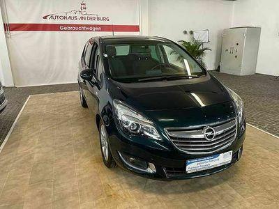 gebraucht Opel Meriva 1.7 CDTI Automatik Innovation+NAVI+PANO