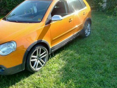 gebraucht VW Polo Cross Vw 9N EZ 2009